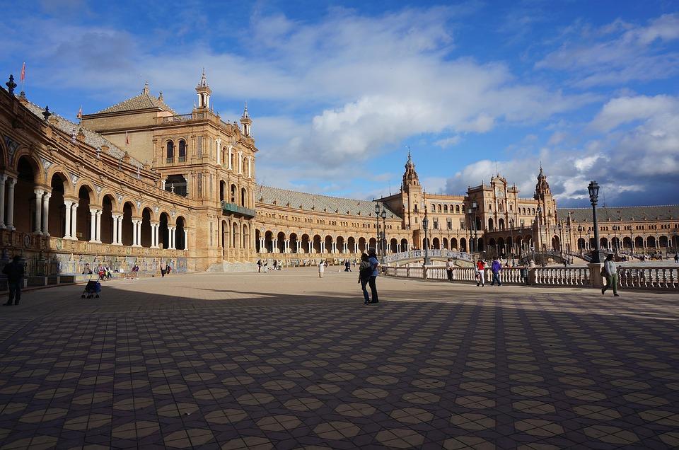 Piazza di Spagna. Foto da Pixabay