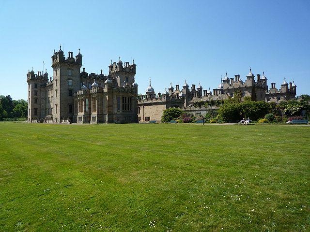Floors Castle – Foto Wikimedia Commons