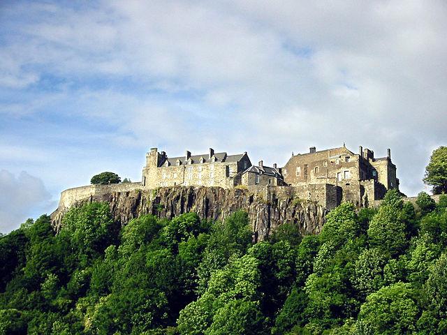 Castello di Stirling – Foto Wikimedia Commons