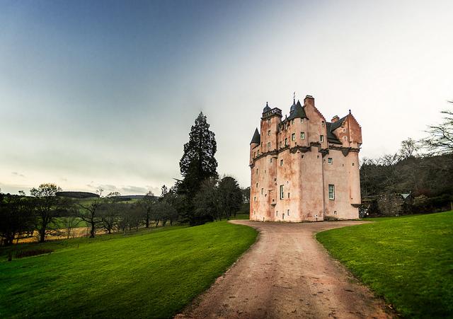 Castello di Craigievar – Foto di Neil Williamson