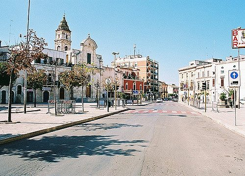 Piazza Casamassima. Foto da Flickr