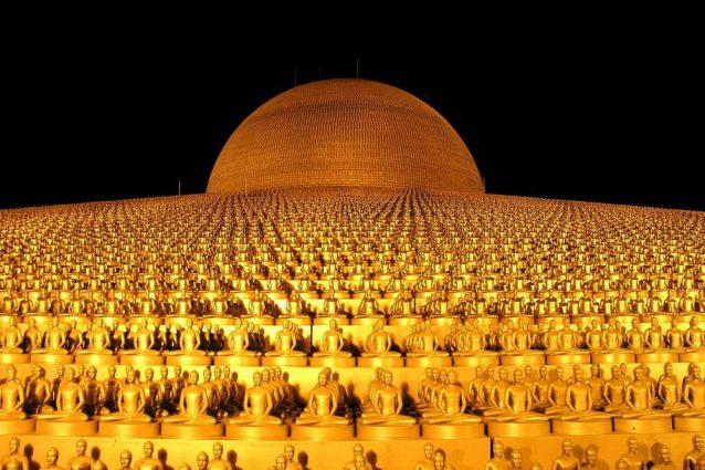 Il tempio più grande del mondo è in Thailandia