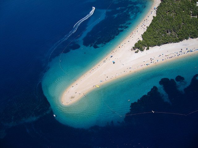Zlatni Rat, isola di Brac – foto di Szabolcs Emich