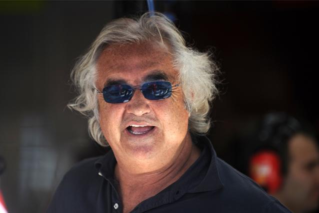 F1: Briatore boccia la Ferrari