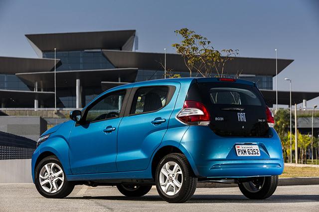 Fiat Mobi, ecco la nuova compatta