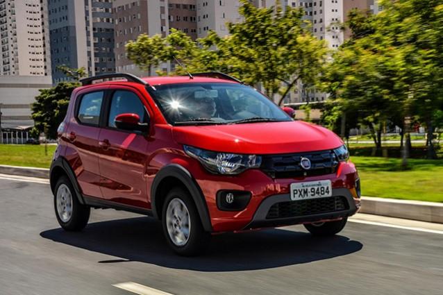 Fiat Mobi, l'italiana nata in Brasile