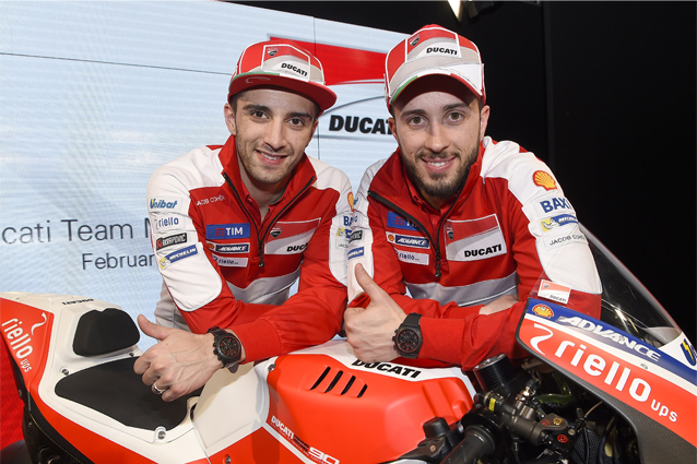 Ducati sceglie Dovizioso al fianco di Jorge Lorenzo. E ora Iannone