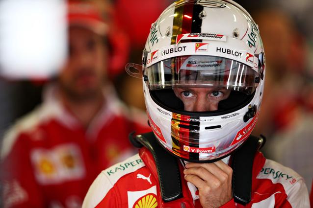 F1, uno scosso Vettel racconta il suo incidente: