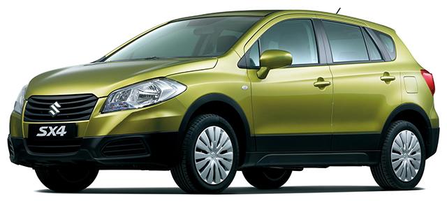 Suzuki S-CROSS: tutti gli allestimenti e i prezzi disponibili