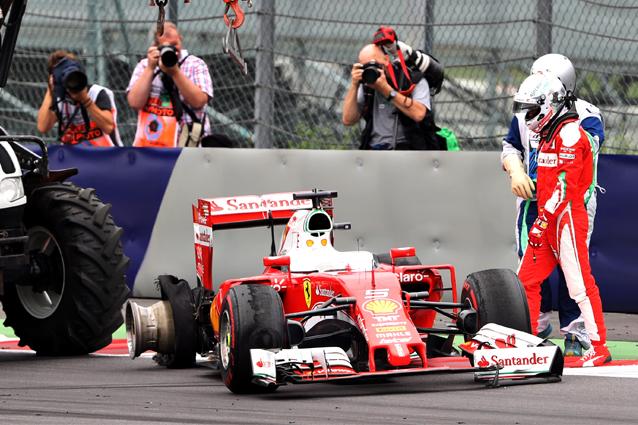 Pirelli conclude le indagini sulla gomma di Vettel