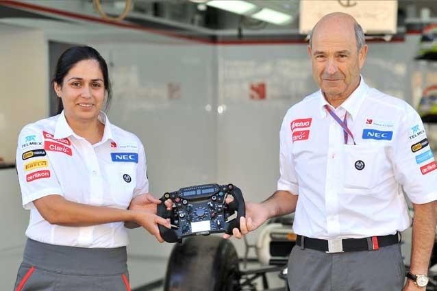 F1, cambio di proprietà per la Sauber