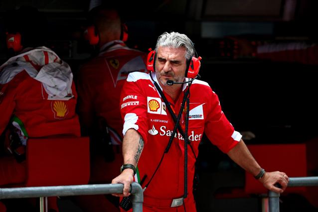 F1, Arrivabene non si sbilancia: