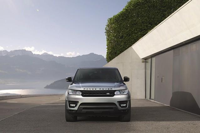 Range Rover Sport, debuttano i 4 cilindri 2.0