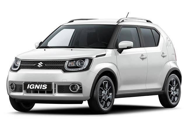 Suzuki Ignis: debutto, novità, motori e prezzi