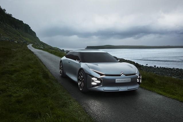 Citroën svela il prototipo Cxperience, il futuro del comfort
