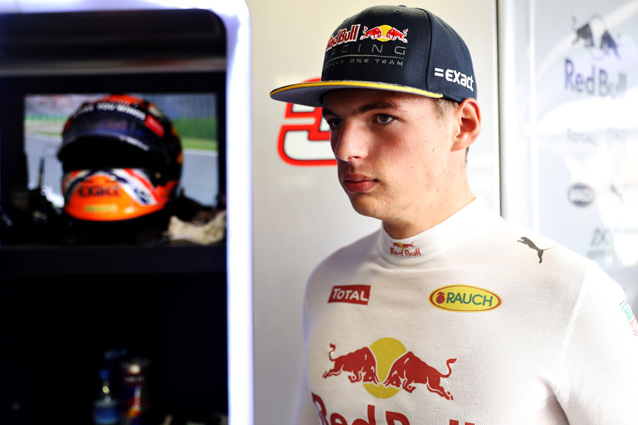 Gp Monza, Verstappen: