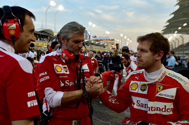 Messico, guida Hamilton. Poi le Ferrari di Seb e Kimi