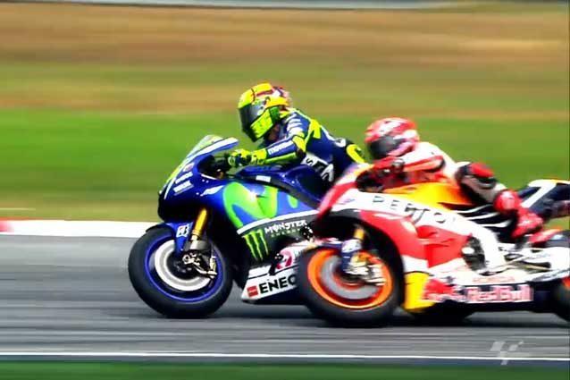 MotoGP Sepang, FP1: Marquez alza la voce, Rossi 4°