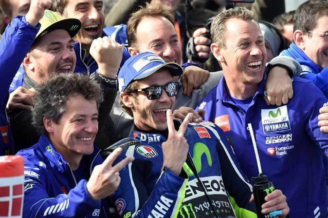 Valentino Rossi A Sepang per salire ancora sul podio