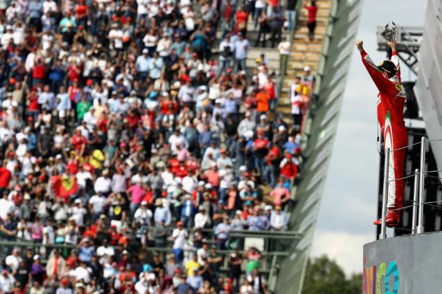 F1, clamoroso colpo di scena in Messico: Vettel buttato fuori dal podio!
