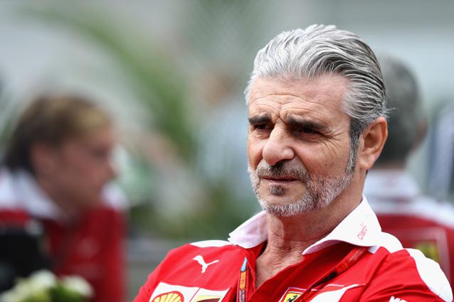 Arrivabene, Ferrari in direzione giusta