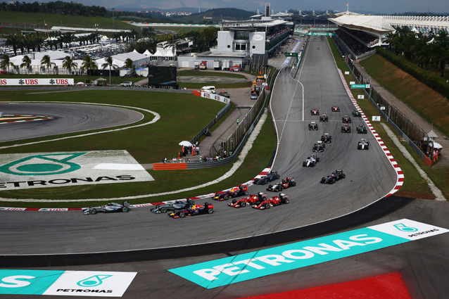 GP Malesia, Sepang saluta la Formula 1