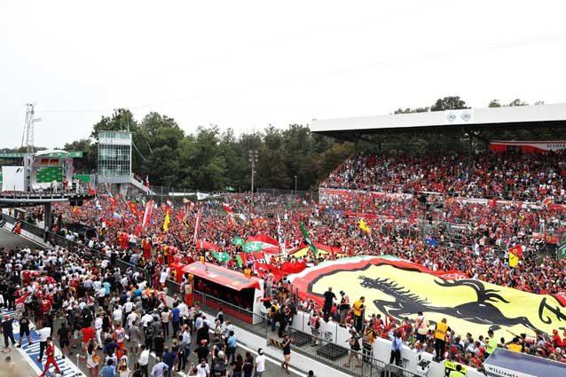 F1: il Gp d'Italia resta a Monza