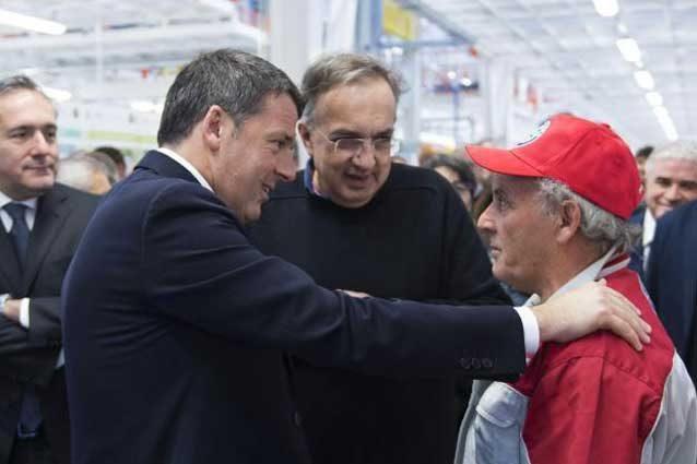 Fca: Altavilla, 1.800 assunzioni a Cassino in fabbrica 4.0