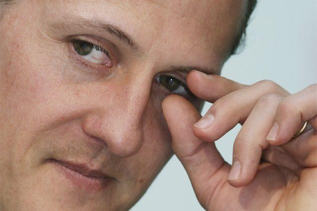 Twitter Schumacher, il campione tedesco #continua a lottare anche sui social