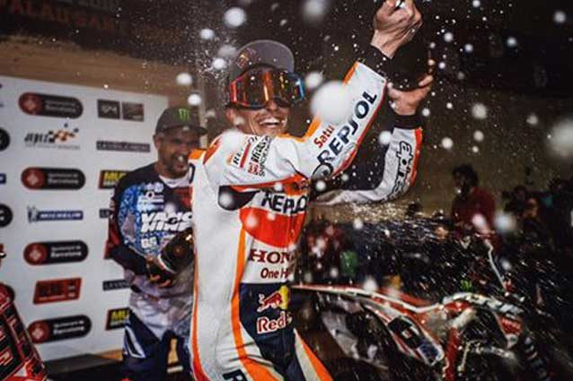 Da XOffRoad.it Superprestigio: Marc Marquez è ancora il re!