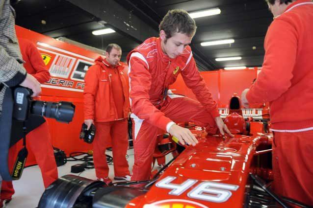 Mercedes, Rossi:
