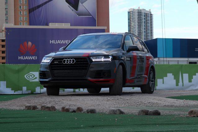 Audi e NVIDIA insieme per auto a guida autonoma