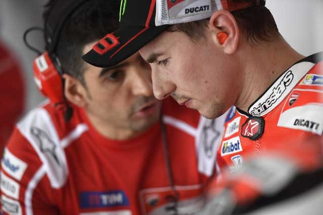 Ducati, Stoner: