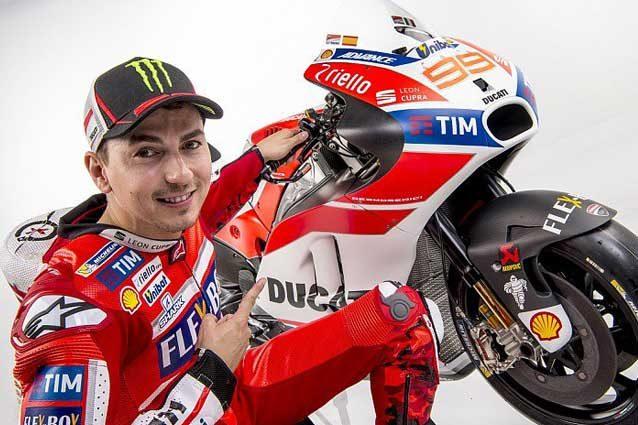 Sky Sport MotoGP, speciale Furia Rossa con intervista a Jorge Lorenzo