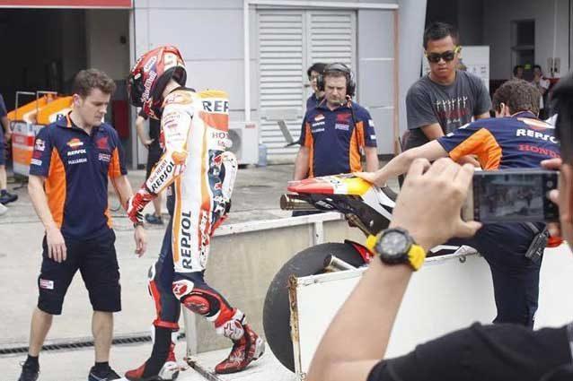 MotoGP, Marquez e Pedrosa svelano la nuova Honda per la stagione 2017