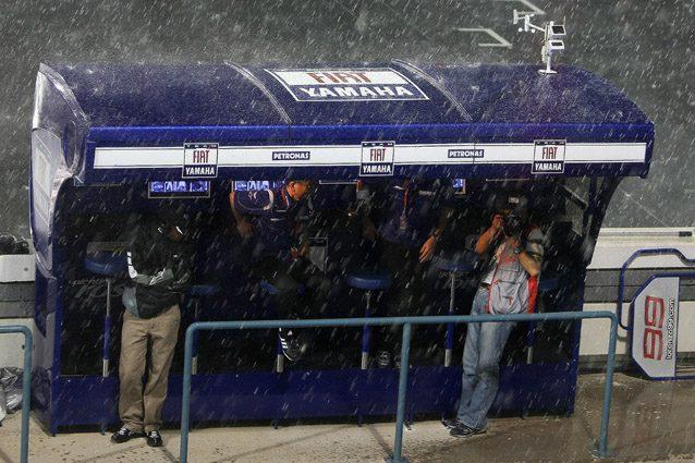 MotoGP: La pioggia non fermerà più il GP del Qatar