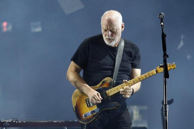 David Gilmour ha annunciato due concerti a Pompei a luglio