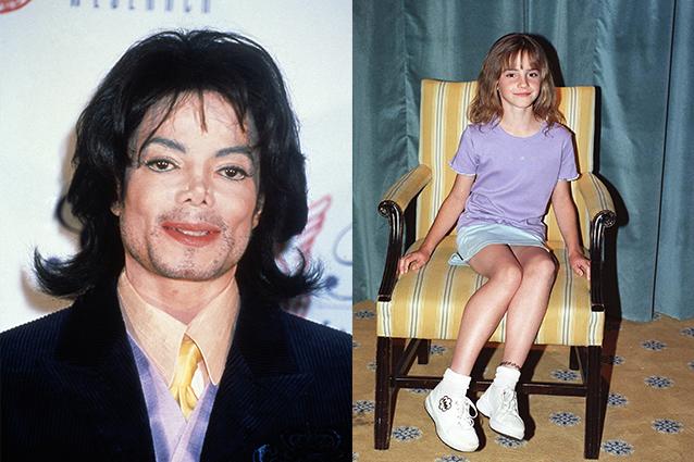 Michael Jackson avrebbe voluto sposare Emma Watson quando lei aveva solo 11 anni