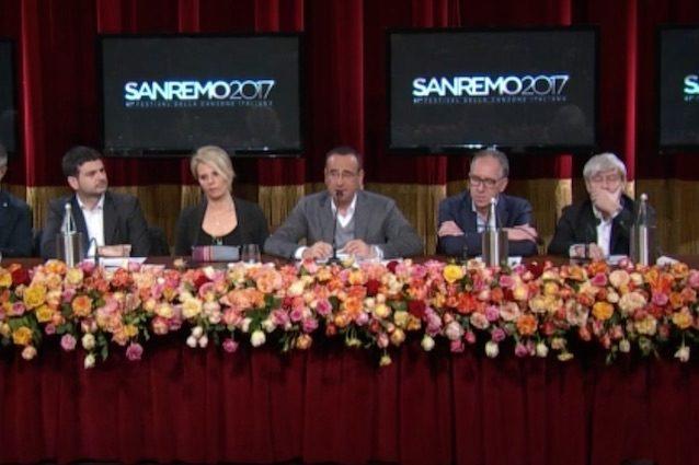 """Carlo Conti: """"Per Sanremo volevo il top, per questo ho scelto Maria"""""""