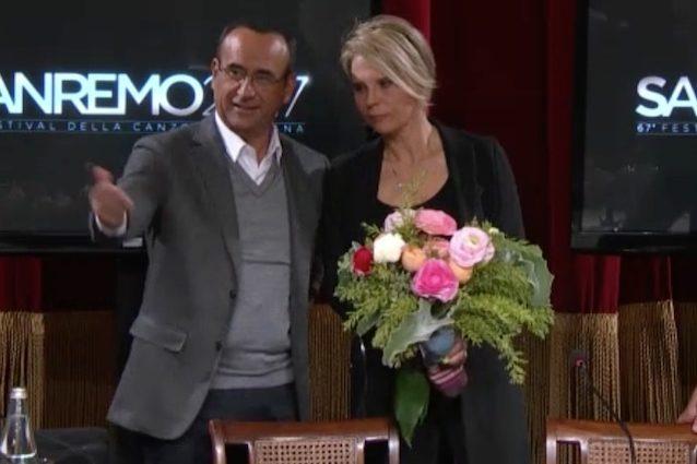 Maria De Filippi sarà la co-conduttrice di Sanremo