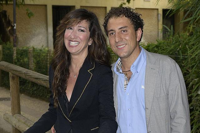 Emanuela Aureli e Sergio Folco, le foto della coppia