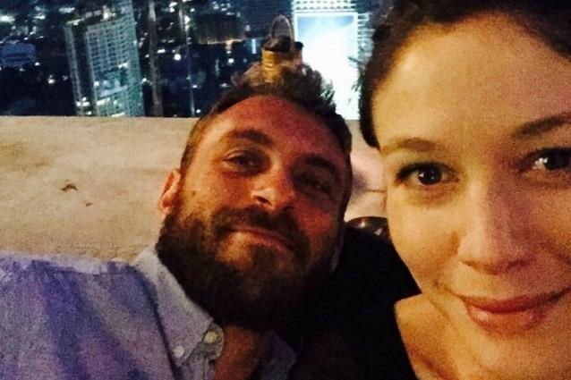 Roma: De Rossi sposa Sarah Felberbaum