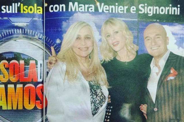 Simona Ventura: Bettarini le starà alla larga