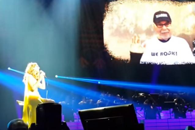 Doppio lutto per Celine Dion: morti marito e fratello