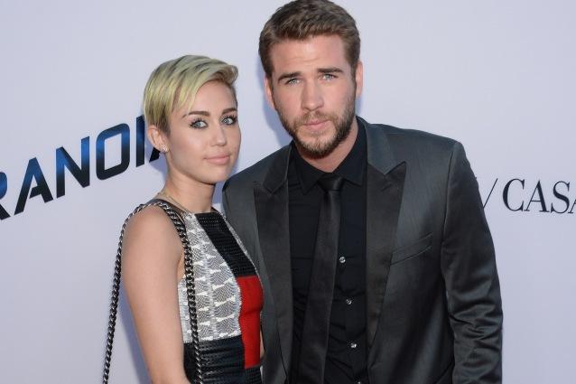 Miley Cyrus e Liam Hemsworth di nuovo fidanzati
