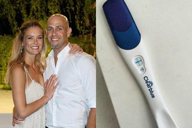 Bar Refaeli è incinta