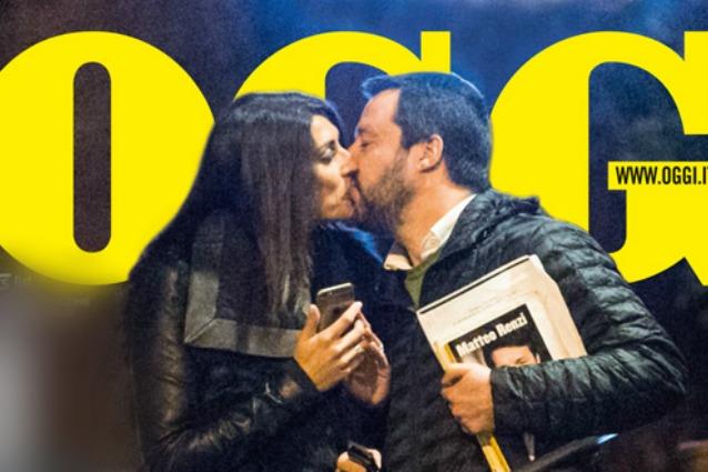 Salvini innamoratissimo della Isoardi E ammette: