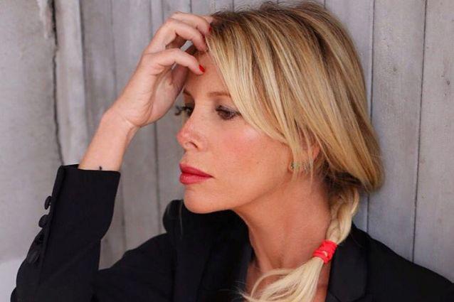Alessia Marcuzzi forte litigata in aereoporto