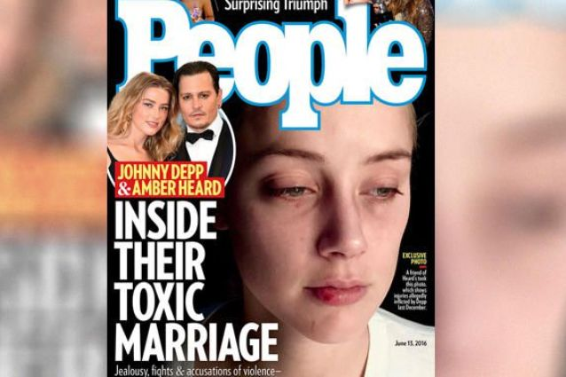 Johnny Depp divorzia a poco più di un anno dal matrimonio