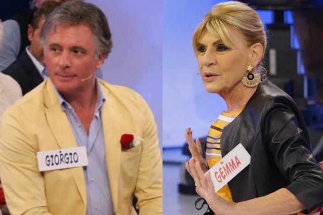 Uomini e Donne: Gemma e Giorgio in tv su La5?